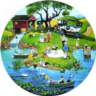 River Festival - 500pc Jigsaw Puzzle By Sunsout