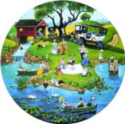 Jigsaw Puzzles - River Festival