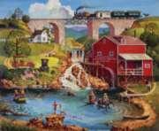Jigsaw Puzzles - Labor Day