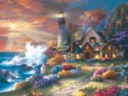 Guardian of Light - 300pc Jigsaw Puzzle By Sunsout