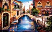 On the Canal - 300pc Jigsaw Puzzle By Sunsout