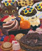 Cookies and Cakes - 1000pc Jigsaw Puzzle By Sunsout