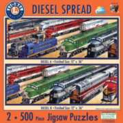 Diesel Spread - 1000pc Jigsaw Puzzle By Sunsout
