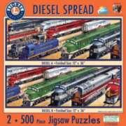 Jigsaw Puzzles - Diesel Spread