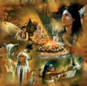 Jigsaw Puzzles - Native American Dreams
