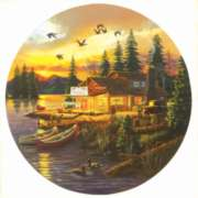 Rusty's Retreat - 1000pc Jigsaw Puzzle By Sunsout