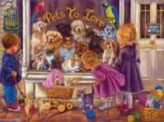 Jigsaw Puzzles - Pets to Love