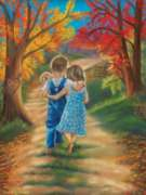 Fall in Love - 500pc Jigsaw Puzzle By Sunsout