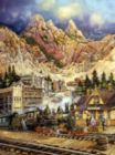 Silver Gulch Departure - 1000pc Jigsaw Puzzle By Sunsout