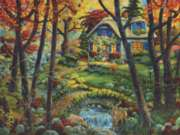 Jigsaw Puzzles - Countryside Cottage