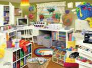 Grandma's Craft Room - 1000pc Jigsaw Puzzle By Sunsout