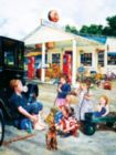 Saturday at the General Store - 300pc Jigsaw Puzzle By Sunsout