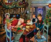 The Patient Elves - 1000pc Jigsaw Puzzle By Sunsout