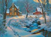 Warm and Cozy - 1000pc Jigsaw Puzzle By Sunsout