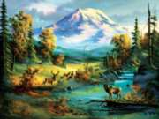 Majestic View - 300pc Jigsaw Puzzle By Sunsout