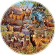 Forest Denizons - 1000pc Jigsaw Puzzle By Sunsout