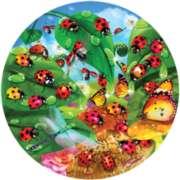 Jigsaw Puzzles - LadyBug Splash