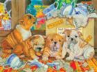 Bad Dog Antiques - 1000pc Jigsaw Puzzle By Sunsout