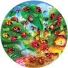 Ladybug Circle - 100pc Jigsaw Puzzle By Sunsout