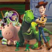 Jigsaw Puzzles for Kids - Disney-Pixar�: Woody & Rex