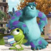 Disney-Pixar�: Mike and Sully - 3x49pc Jigsaw Puzzle by Ravensburger