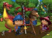 Jigsaw Puzzles for Kids - Mike the Knight: Forest Friends