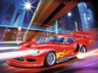 Fast Sports Car - 200pc Jigsaw Puzzle by Ravensburger