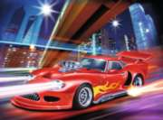 Ravensburger Jigsaw Puzzles - Fast Sports Car