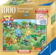 Ravensburger Jigsaw Puzzles - WHAT IF?�: Garden Tours