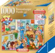 Ravensburger Jigsaw Puzzles - WHAT IF?�: At the Vet's