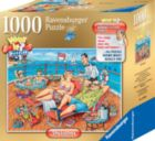 WHAT IF?�: The Lottery - 1000pc Jigsaw Puzzle by Ravensburger
