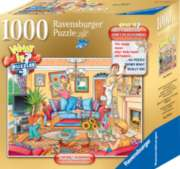 Ravensburger Jigsaw Puzzles - WHAT IF?�: Home Makeover