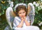 Portrait of an Angel - 260pc Jigsaw Puzzle by Castorland