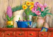 Jigsaw Puzzles - Spring Floral