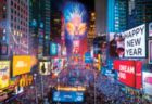 New Year's Eve Times Square - 2000pc Jigsaw Puzzle By Buffalo Games