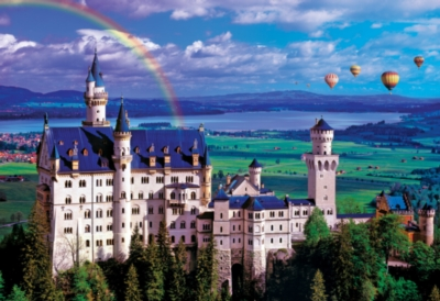 Jigsaw Puzzles - Summer at Neuschwanstein Castle