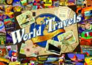 Jigsaw Puzzles - World Travel