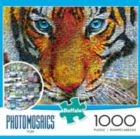 Tiger - 1000pc Photomosaic Jigsaw Puzzle by Buffalo Games