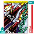 Coca-Cola: Bottle Pop - 1000pc Jigsaw Puzzle By Buffalo Games