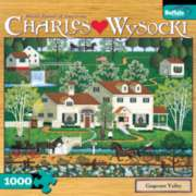 Jigsaw Puzzles - Gingernut Valley