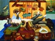 Jigsaw Puzzles - Wysocki: Mabel the Stowaway