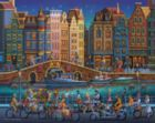 Amsterdam - 500pc Jigsaw Puzzle by Dowdle