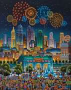 Dowdle Jigsaw Puzzles - Kansas City