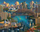 Sydney - 500pc Jigsaw Puzzle by Dowdle