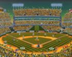 Oakland A's - 500pc Jigsaw Puzzle by Dowdle