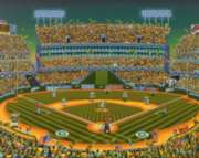Dowdle Jigsaw Puzzles - Oakland A's