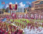 Washington State Cougars - 500pc Jigsaw Puzzle by Dowdle