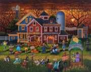 Dowdle Jigsaw Puzzles - Scarecrow Festival