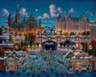 Ottawa - 1000pc Jigsaw Puzzle by Dowdle