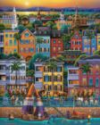 Charleston - 1000pc Jigsaw Puzzle by Dowdle